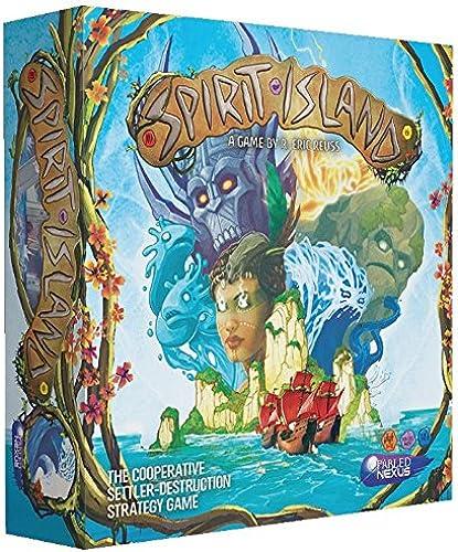 Spirit Island - English