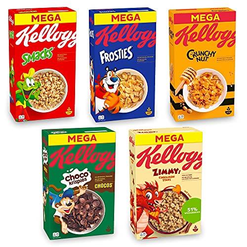 Lieblingsmischung   Frühstücks-Cerealien   5 Vorteilspackungen im Bundle