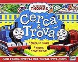 Cerca e trova. Il trenino Thomas. Ediz. a colori
