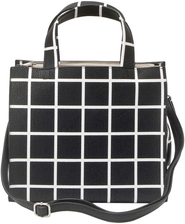 UN BILLION Moe S Women's Fashion Purse Satchel Bag