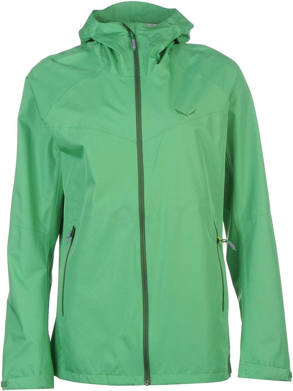 Salewa Puez Aqua PowerTex Jacket Womens Coat Hiking Outdoors Outerwear