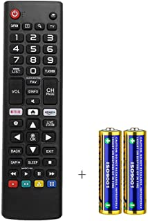 Universal Remote Control for LG Smart TV Remote Control All Models LCD LED 3D HDTV Smart TVs AKB75095307 AKB75375604 AKB74915305