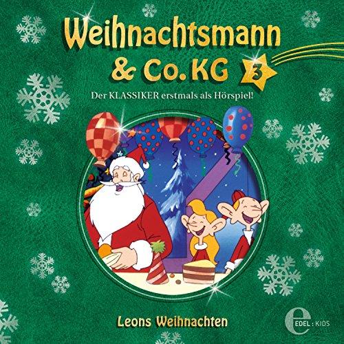 Leons Weihnachten Titelbild