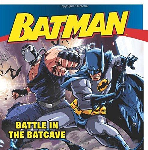 Batman Classic: Battle in the Batcave by Lemke, Donald (2014) Paperback