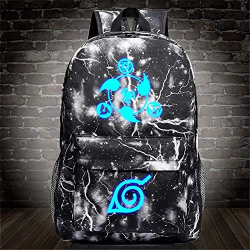 Anime Naruto Cosplay Bright laptoptas for rugzak School Bag 5 Kleur: 5 (Color : 5)