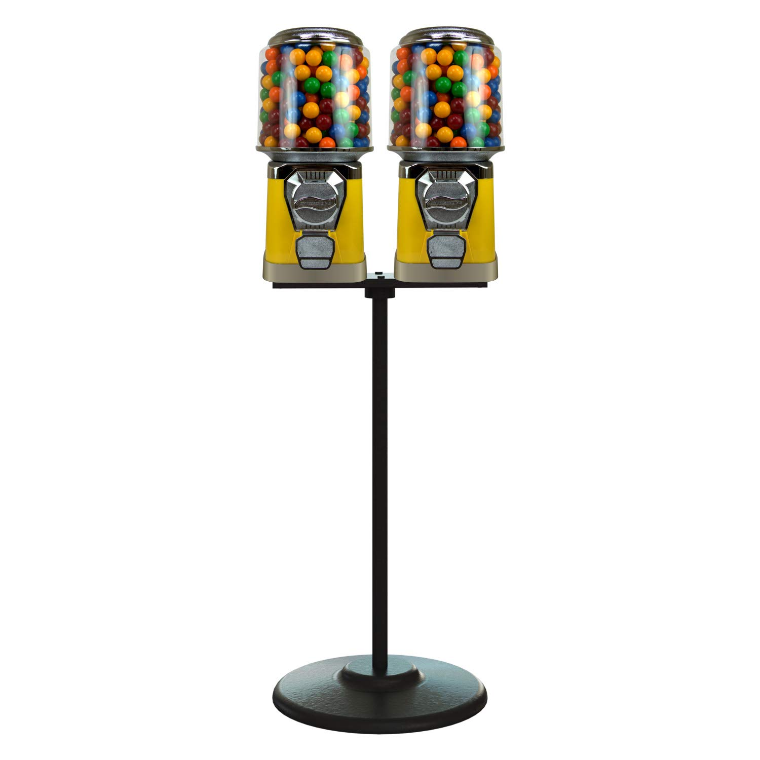 Gumball Machine with Stand - Max 43% OFF 2 Special price for a limited time Bundled Machines w Vending Yellow