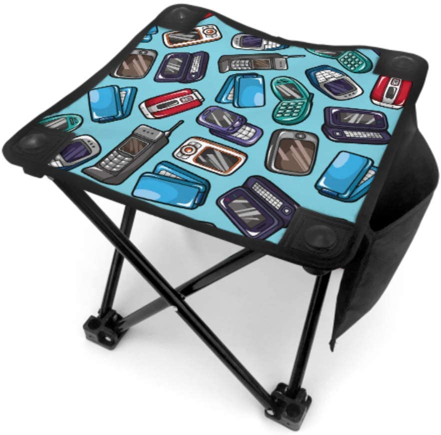 Folding Stool Outdoor Chairs Portable Intelligent Mob Max 52% 2021 model OFF Technology