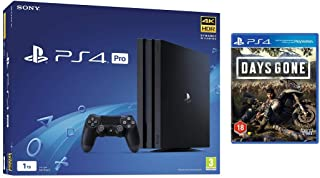 Sony PlayStation 4 Pro 1TB Console with Days Gone