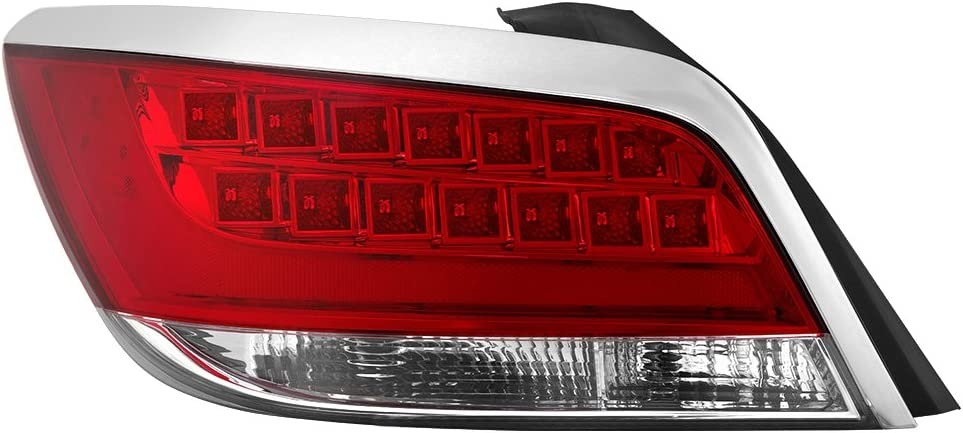 Carpart4u Max 45% OFF for Buick LaCrosse 2010-2013 Euro LED Style rear brake Ranking TOP10