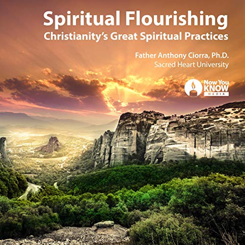 Spiritual Flourishing audiobook cover art