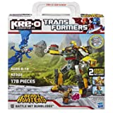 KRE-O Transformers Beast Hunters Battle Net Bumblebee Set (A2202)