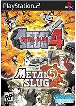 Metal Slug 4 and 5 (2 Pack) - PlayStation 2