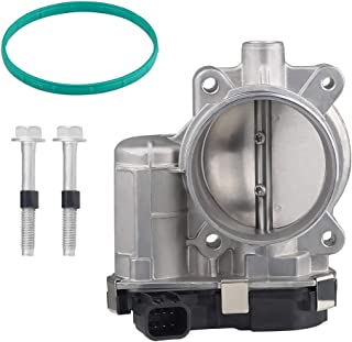 for Pontiac G8 3.6L 6.0L 6.2L for Chevy Camaro AUTOMUTO S20002 102MM Boosted Drive Throttle Body fit for Chevy Corvette 4.6L 5.3L 6.2L for Pontiac GTO 5.7L 6.0L 6.4L 6.6L 7.5L