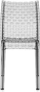 カルテル ダイニングチェア 椅子 スモーク  アミアミ SFCH-K5820-P9【国内総代理店正規品】