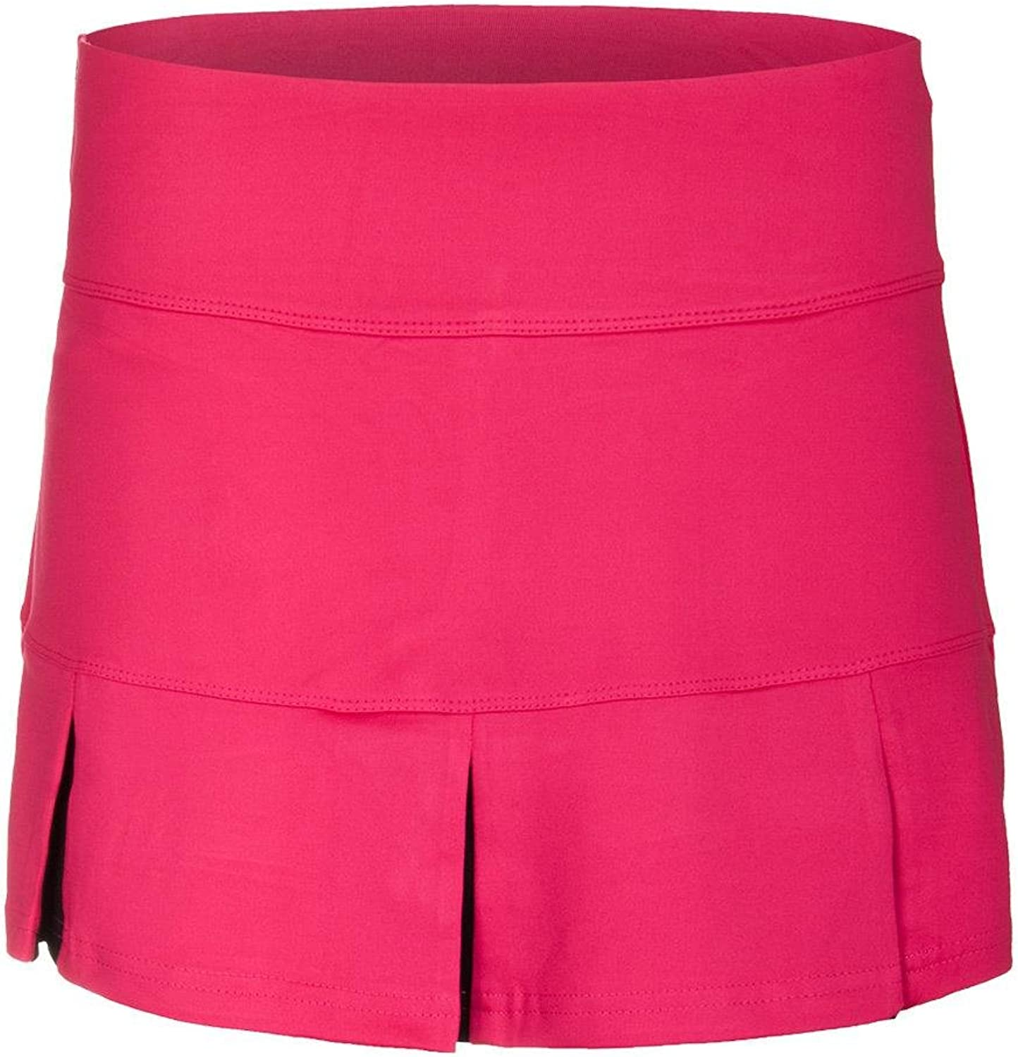 Bolle Womens Isabella Pleated Back Skirt with Shorts