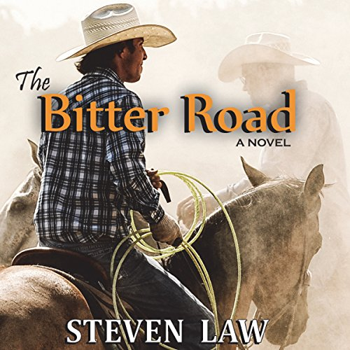 The Bitter Road audiobook cover art