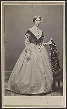 1860 Photo Unidentified woman, possibly a nurse, during the Civil War] / Brady's National Photographic Galleries, No. 352 Pennsylvania Av., Washington, D.C. & Broadway & Tenth Street, New York.