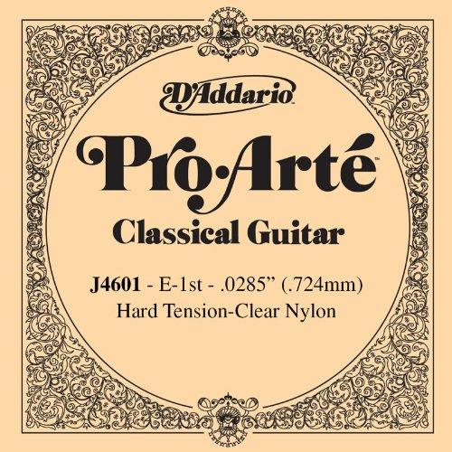 D'Addario J4601 - Cuerda para guitarra clásica de nylon, 1