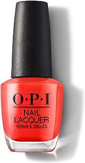 OPI Nail Lacquer, Orange Shades