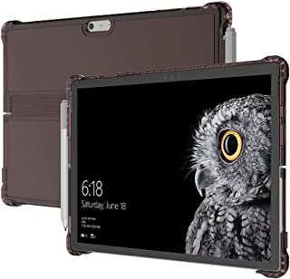 Incipio Octane Pure Case fits both Microsoft Surface Pro (2017) and Surface Pro 4 - Burgundy