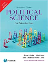Political Science: An Introduction, 14th edition