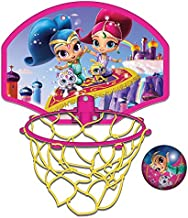 Shimmer & Shine Over The Door Basketball Set