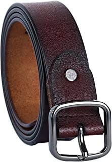 """uxcell® Women Casual Leather Belt Fashionable Stylish Vintage Width 1"""""""