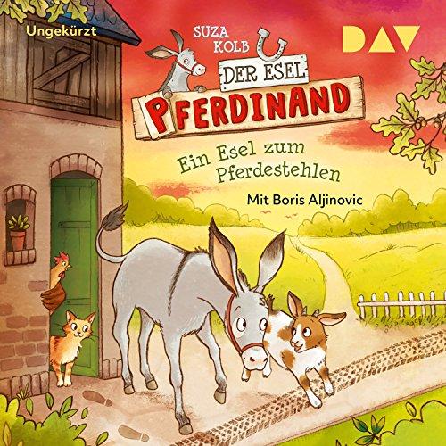 Ein Esel zum Pferdestehlen audiobook cover art