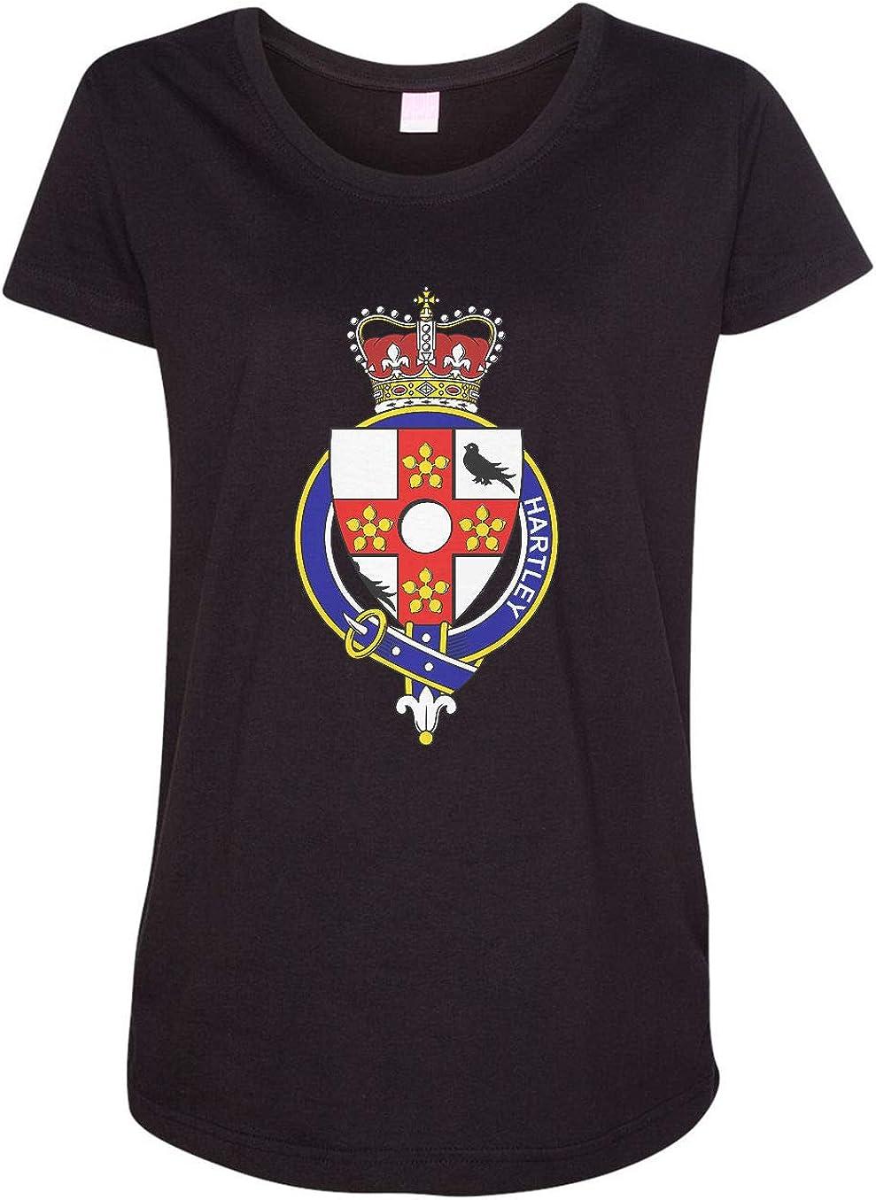 HARD EDGE DESIGN Women's English Garter Family Hartley T-Shirt