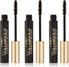 L'Oréal Paris Voluminous Original Mascara, Carbon Black, 3 Count