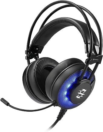 Sharkoon Skiller SGH2 cuffie gaming LED blu - Confronta prezzi