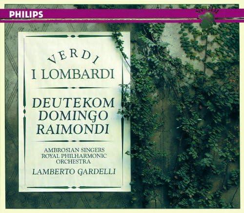 Cristina Deutekom, Plácido Domingo, Ruggero Raimondi, Royal Philharmonic Orchestra & Lamberto Gardelli