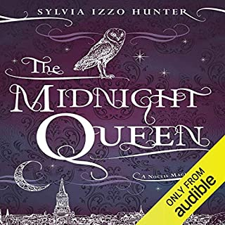 The Midnight Queen audiobook cover art