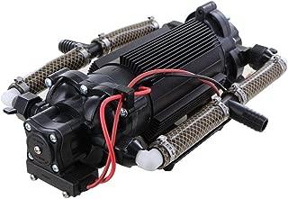 Shurflo Power Twin Pump 4111-035 6.25 gpm 45 psi High Flow 12 Volt Pump Sprayer Pump Transfer Pump ATV Sprayer Pump