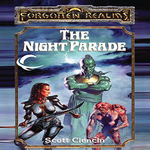 The Night Parade Titelbild