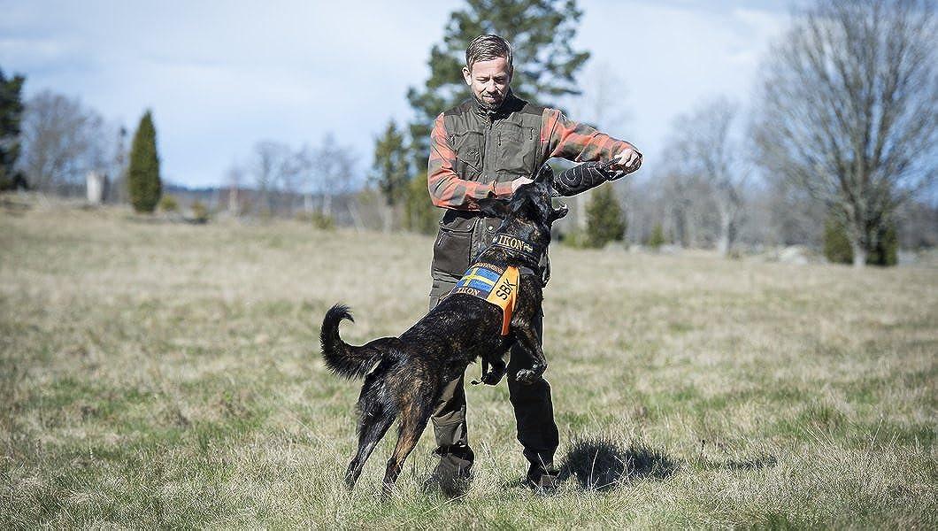 Pinewood Herren New Dogsports Light Weste Weste
