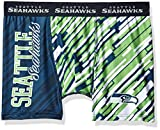 Seattle Seahawks Wordmark Underwear Large
