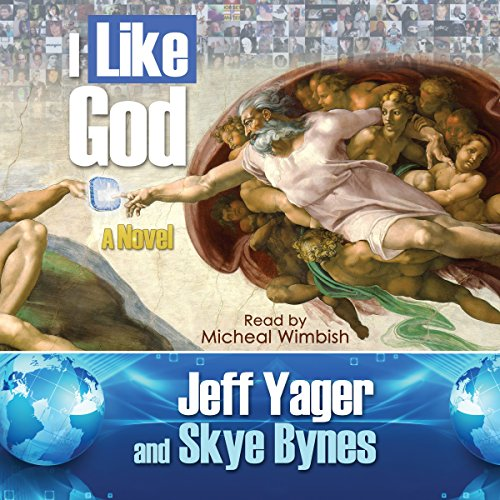 I Like God audiobook cover art