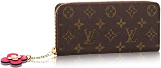 Monogram Canvas Wallet Clemence Article: M64201 Monogram Made in France