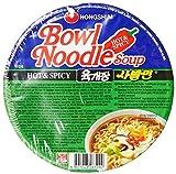 Nong Shim Nouilles Instantanées Piment 86 g - Pack de 12