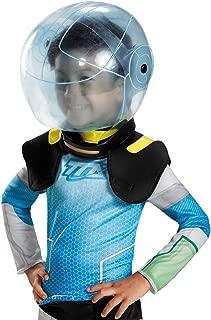Disguise 86584 Miles Deluxe Helmet Costume Child