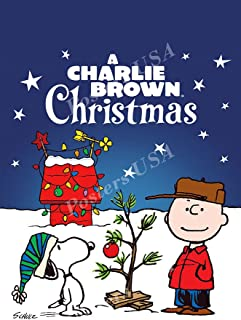 Posters USA A Charlie Brown Christmas Movie Poster GLOSSY FINISH - FIL697 (24