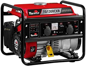 Gerador A Gasolina Toyama 3100w Bivolt Com Regulador Automático de Tensão Motor 4 Tempos