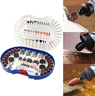 Rotary Tool Kit, 276PCS Universal Fitment Grinding Wheel Carving Multipurpose Abrasive Cutting Sanding Practical Combination With Case Polishing Drill Bit