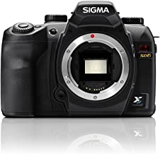 Sigma SD15 14MP X3 FOVEON CMOS Digital SLR with 3.0 inch LCD