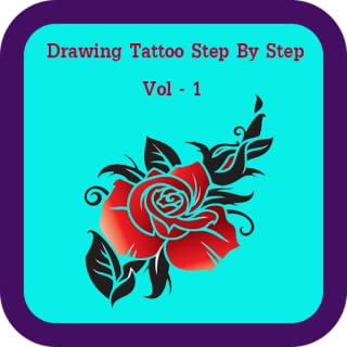 Drawing Tattoo Step By Step Vol - 1