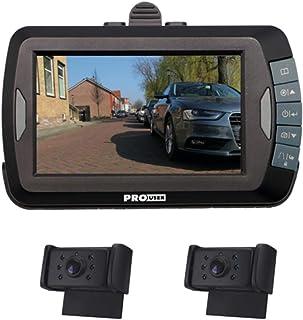 Pro User 16251 DRC4320 Digitalt Kamerasystem för Radio och Backning