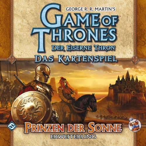 Heidelberger  HEI0304 - Game of Thrones - Der Eiserne Thron: Die Prinzen der Sonne