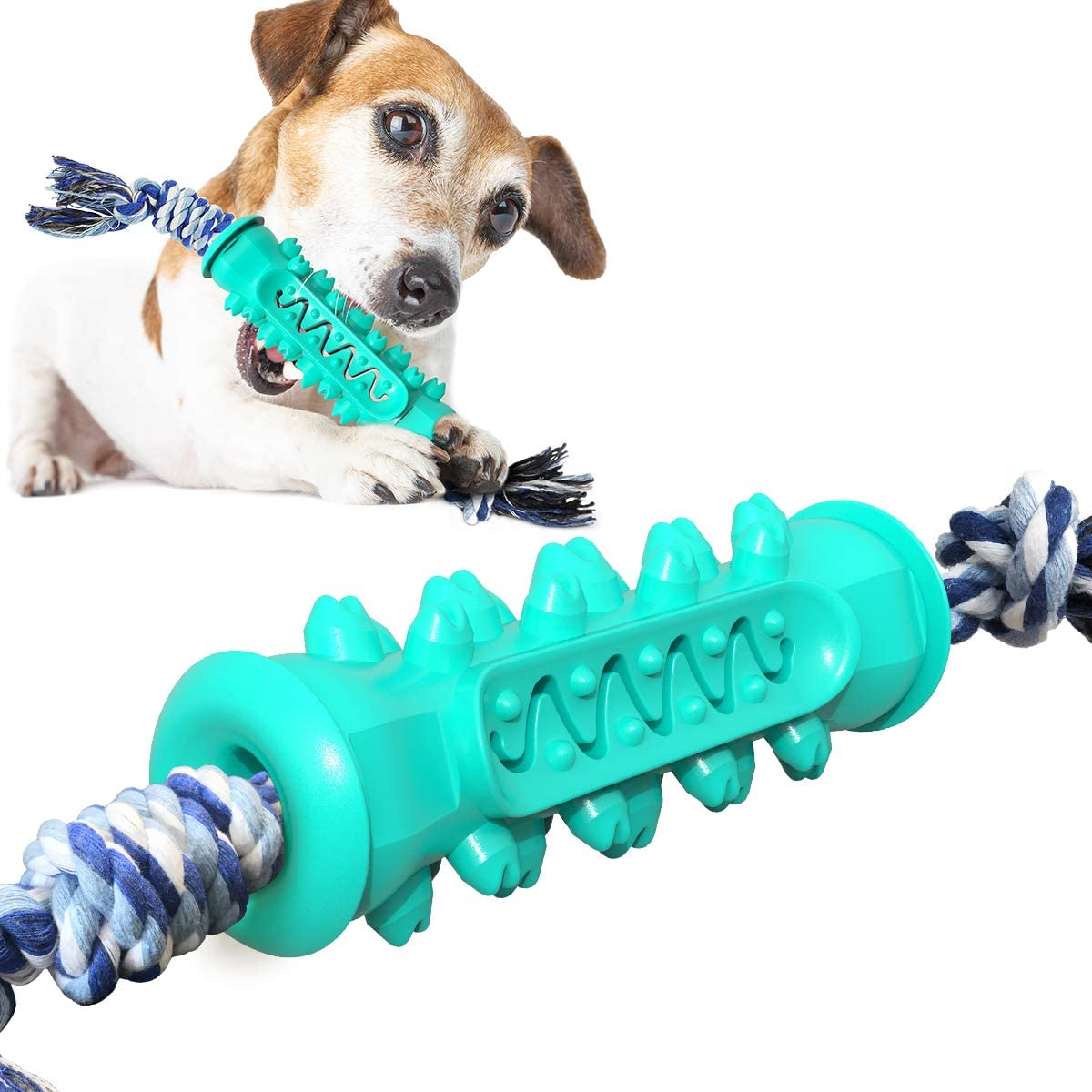 Dog Max 54% OFF Chew Toys for Aggressive Toothbrush Chewers Toy Outlet SALE S