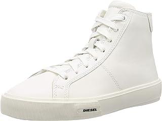 حذاء رياضي نسائي من ديزل، أبيض، 7